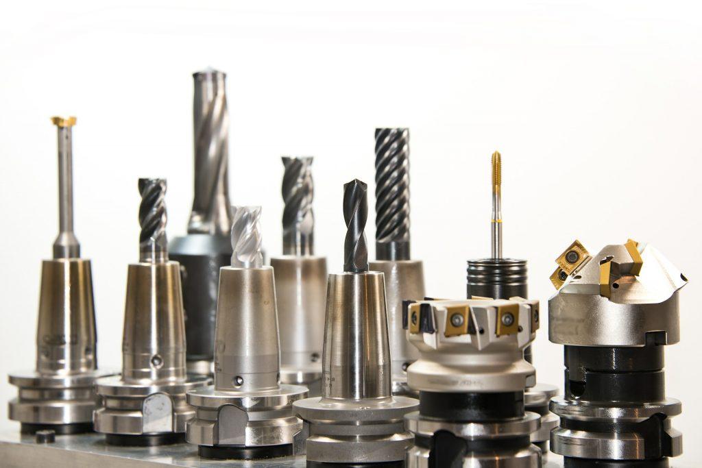 Rotating Carbide Tools